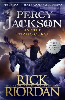 Percy Jackson and the Titan's Curse (Book 3), Paperback / softback Book