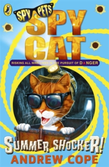 Spy Cat: Summer Shocker!, Paperback Book