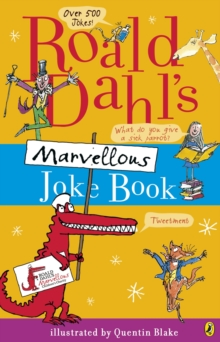 Roald Dahl's Marvellous Joke Book, EPUB eBook
