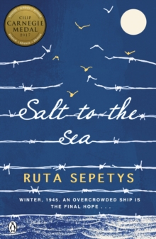 Salt to the Sea, Paperback Book