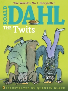 The Twits (Colour Edition), Paperback Book