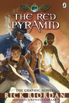 The Red Pyramid: The Graphic Novel (The Kane Chronicles Book 1), Paperback / softback Book