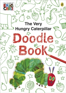 The Very Hungry Caterpillar Doodle Book, Paperback Book