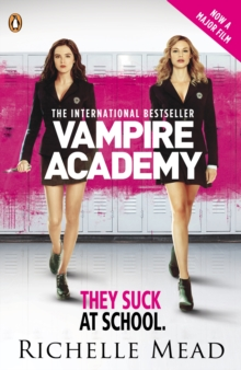 Vampire Academy Official Movie Tie-in Edition (Book 1), Paperback Book