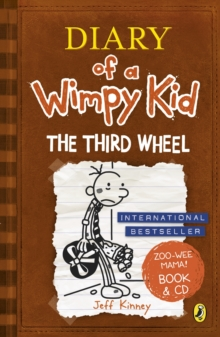The Third Wheel (Diary of a Wimpy Kid book 7), Mixed media product Book