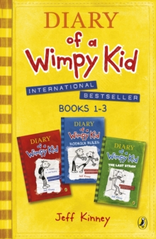 Diary of a Wimpy Kid Collection: Books 1 - 3, EPUB eBook