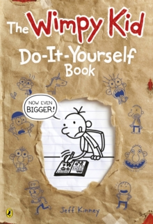 Diary of a Wimpy Kid: Do-It-Yourself Book *NEW large format*, Paperback Book