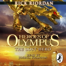 The Lost Hero (Heroes of Olympus Book 1), eAudiobook MP3 eaudioBook