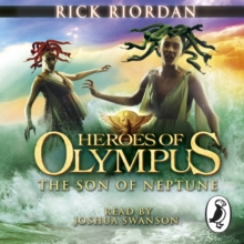 The Son of Neptune (Heroes of Olympus Book 2), eAudiobook MP3 eaudioBook