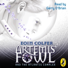 Artemis Fowl and the Atlantis Complex, eAudiobook MP3 eaudioBook