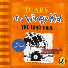 The Long Haul (Diary of a Wimpy Kid book 9), eAudiobook MP3 eaudioBook