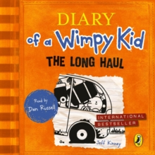 Diary of a Wimpy Kid: The Long Haul (Book 9), CD-Audio Book