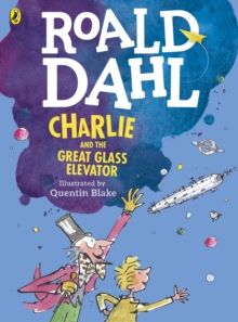 Charlie and the Great Glass Elevator (colour edition), Paperback Book