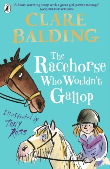 The Racehorse Who Wouldn't Gallop, Paperback Book