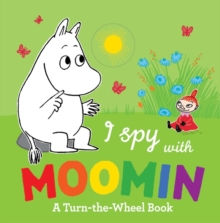 I Spy with Moomin, Board book Book