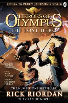 The Lost Hero: The Graphic Novel (Heroes of Olympus Book 1), Paperback Book