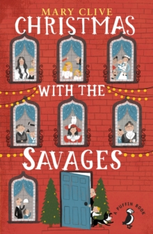 Christmas with the Savages, Paperback Book