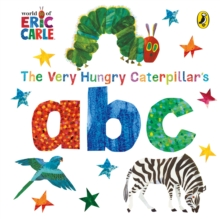 The Very Hungry Caterpillar's abc, Board book Book