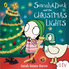 Sarah And Duck And The Christmas Lights, Board book Book