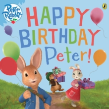 Peter Rabbit Animation: Happy Birthday, Peter!, Paperback Book
