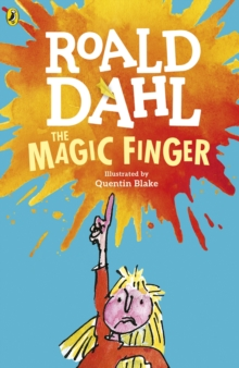 The Magic Finger, Paperback / softback Book