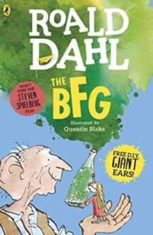 The BFG, Paperback / softback Book