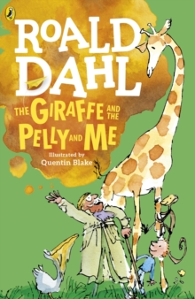 The Giraffe and the Pelly and Me, Paperback Book