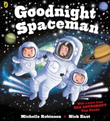 Goodnight Spaceman, Paperback Book
