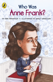 Who Was Anne Frank?, Paperback Book