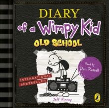 Diary of a Wimpy Kid: Old School (Book 10), CD-Audio Book