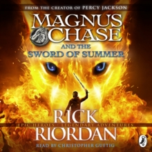 Magnus Chase and the Sword of Summer (Book 1), eAudiobook MP3 eaudioBook