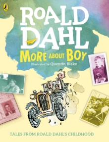 More About Boy : Tales of Childhood, Paperback Book