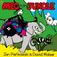 Meg in the Jungle, Paperback / softback Book