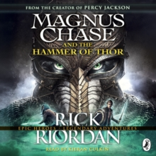 Magnus Chase and the Hammer of Thor (Book 2), eAudiobook MP3 eaudioBook