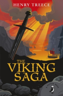 The Viking Saga, Paperback Book