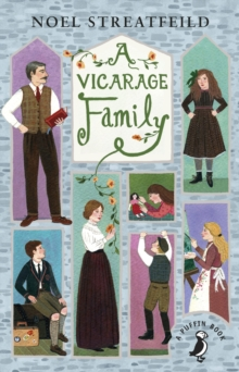 A Vicarage Family, Paperback Book