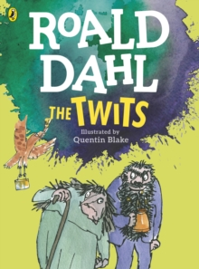 The Twits (Colour Edition), Paperback / softback Book