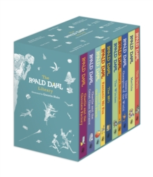 The Roald Dahl Centenary Boxed Set, Mixed media product Book