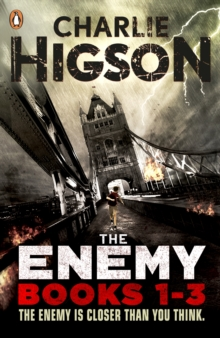 The Enemy Series, Books 1-3, EPUB eBook