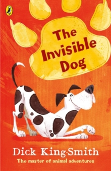 The Invisible Dog, Paperback / softback Book
