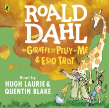 The Giraffe and the Pelly and Me & Esio Trot, CD-Audio Book