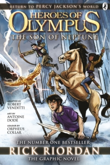 The Son of Neptune: The Graphic Novel (Heroes of Olympus Book 2), Paperback / softback Book