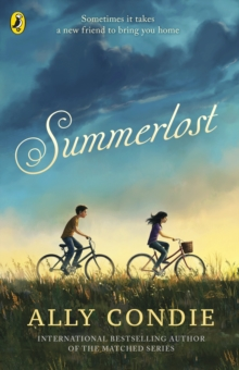 Summerlost, Paperback Book