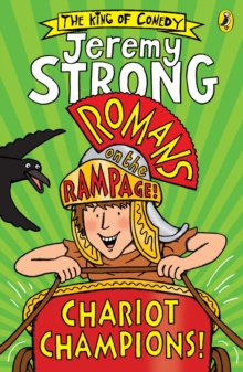 Romans on the Rampage: Chariot Champions, Paperback / softback Book