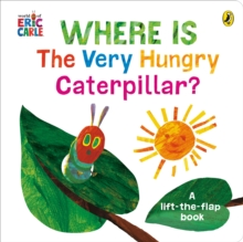 Where is the Very Hungry Caterpillar?, Board book Book