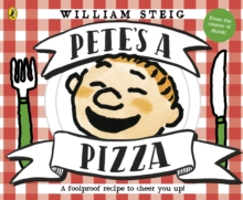 Pete's a Pizza, Paperback Book