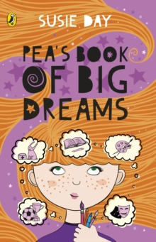 Pea's Book of Big Dreams, Paperback Book