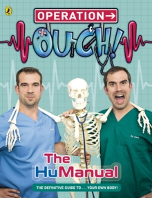 Operation Ouch!: The HuManual, Hardback Book