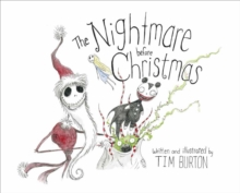 The Nightmare Before Christmas, Hardback Book