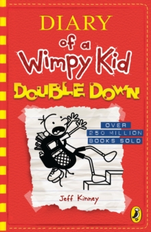 Diary of a Wimpy Kid: Double Down (Diary of a Wimpy Kid Book 11), Paperback / softback Book